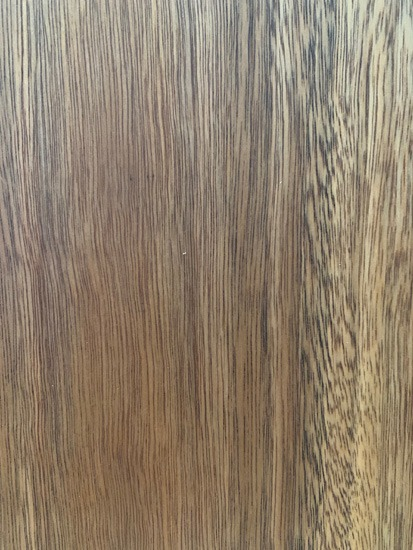 Spotted Gum 2 Coats of Cutek CD50 Clear
